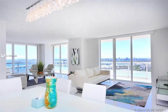 50 Biscayne Blvd #3402, Miami, FL 33132 (MLS #A11029242) :: Equity Advisor Team