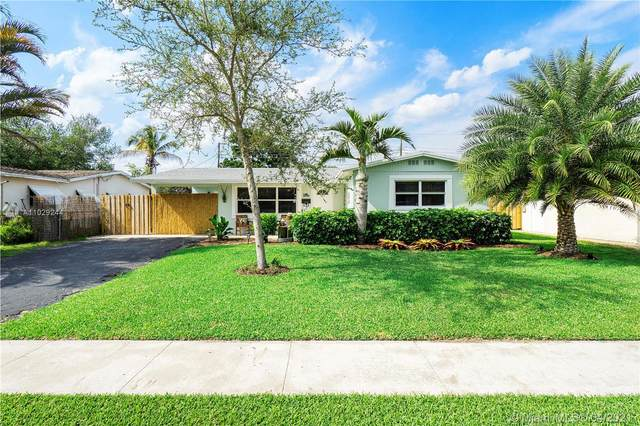 9469 SW 53rd St, Cooper City, FL 33328 (MLS #A11029244) :: Albert Garcia Team