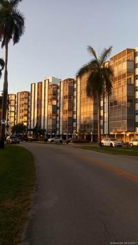 300 Diplomat Pkwy #412, Hallandale Beach, FL 33009 (MLS #A11029258) :: Castelli Real Estate Services