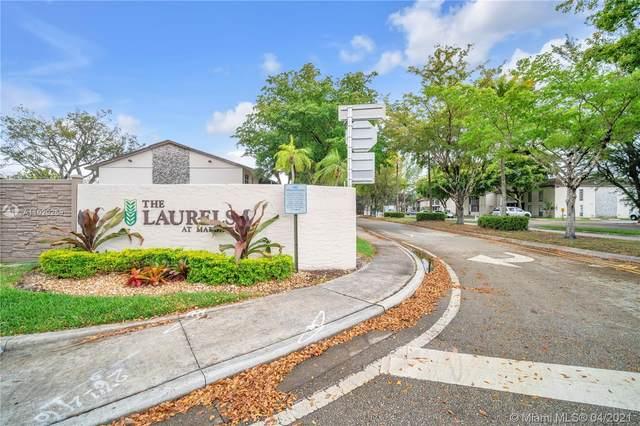 490 N Laurel Dr 4A, Margate, FL 33063 (MLS #A11029259) :: Compass FL LLC