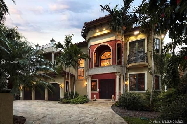 3380 NE 170th St, North Miami Beach, FL 33160 (MLS #A11029269) :: The Paiz Group