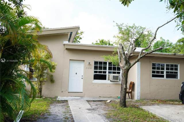 6308 Funston St, Hollywood, FL 33023 (MLS #A11029284) :: The Jack Coden Group