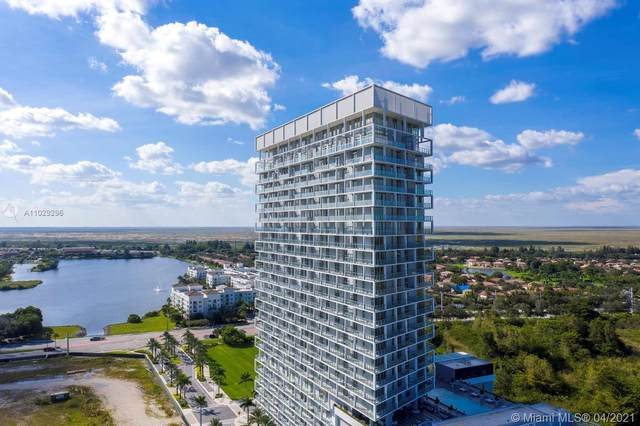 2000 Metropica Way #1709, Sunrise, FL 33323 (MLS #A11029296) :: THE BANNON GROUP at RE/MAX CONSULTANTS REALTY I