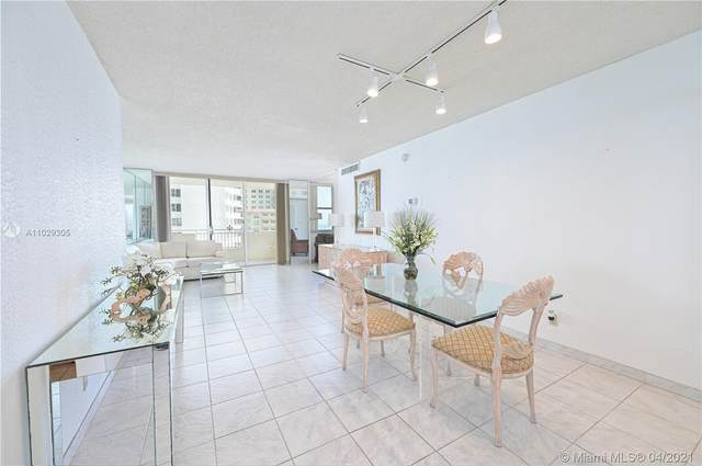 3180 S Ocean Dr #606, Hallandale Beach, FL 33009 (MLS #A11029305) :: Castelli Real Estate Services