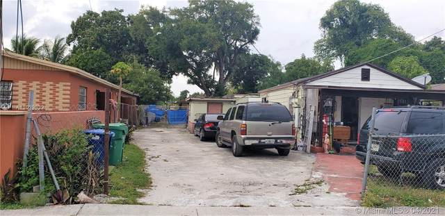 923 NW 110th St, Miami, FL 33168 (#A11029332) :: Posh Properties