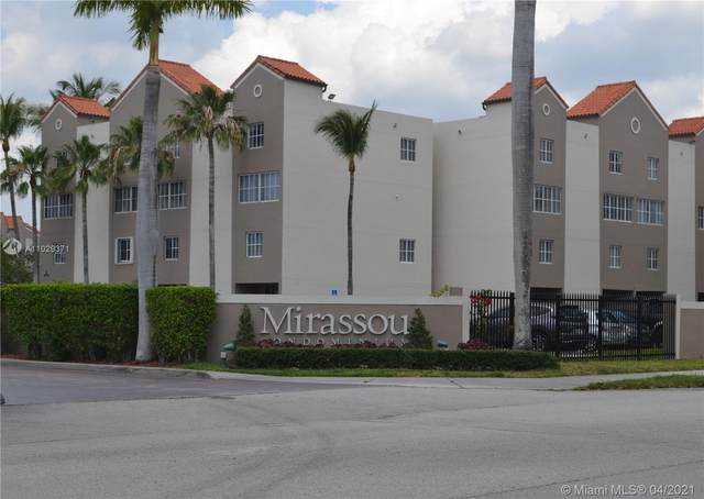 6175 NW 186th St #307, Hialeah, FL 33015 (MLS #A11029371) :: The Riley Smith Group