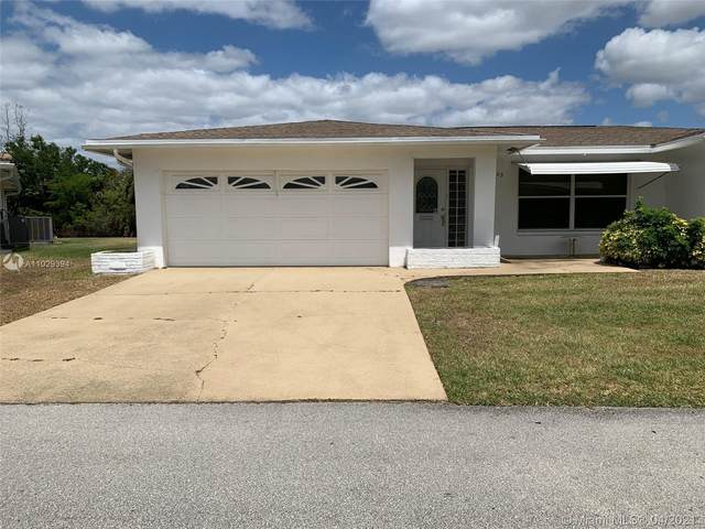6603 NW 58th St, Tamarac, FL 33321 (MLS #A11029394) :: Prestige Realty Group