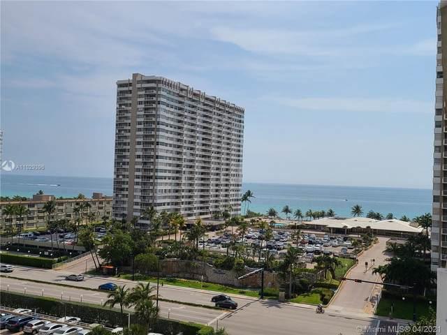 1985 S Ocean Dr 8B, Hallandale Beach, FL 33009 (MLS #A11029396) :: Castelli Real Estate Services