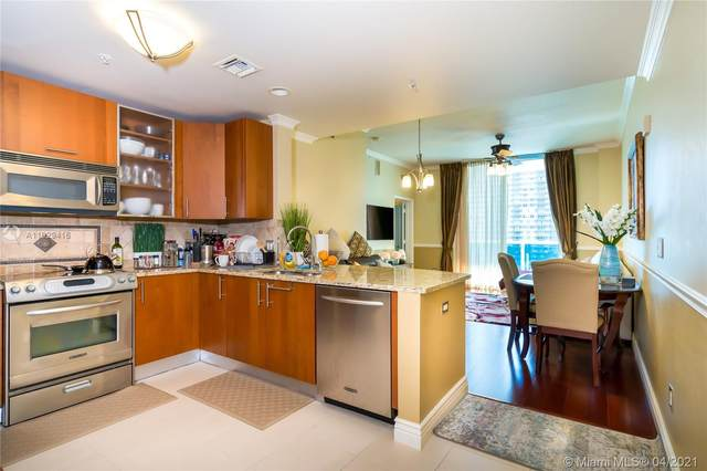 1945 S Ocean Dr #604, Hallandale Beach, FL 33009 (MLS #A11029416) :: The Riley Smith Group
