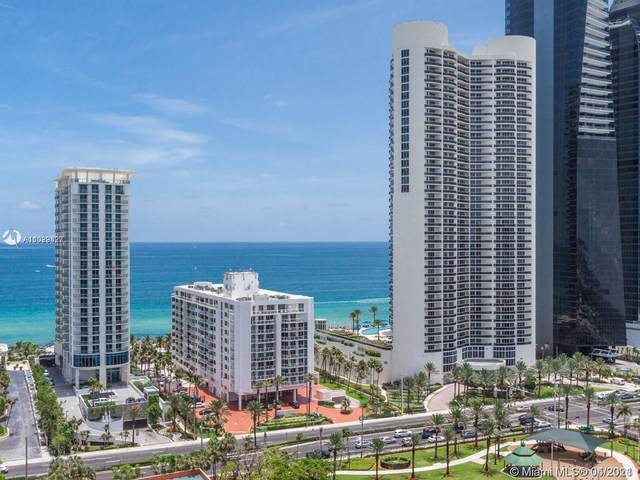 210 174th St #2109, Sunny Isles Beach, FL 33160 (MLS #A11029427) :: Carole Smith Real Estate Team