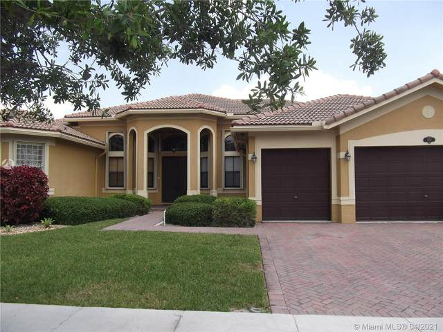 1839 SW 195th Ave, Miramar, FL 33029 (MLS #A11029438) :: Castelli Real Estate Services