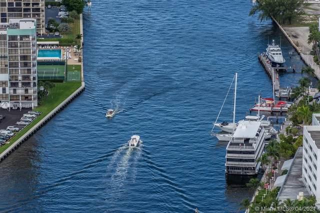 4010 S Ocean Dr #1404, Hollywood, FL 33019 (MLS #A11029451) :: Carole Smith Real Estate Team