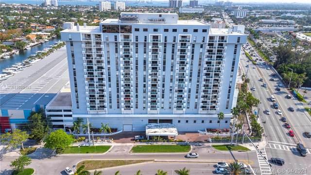 13499 Biscayne Blvd Ph1704, North Miami, FL 33181 (MLS #A11029453) :: The Teri Arbogast Team at Keller Williams Partners SW