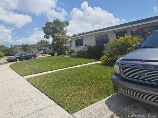 Miami Gardens, FL 33169 :: Carole Smith Real Estate Team