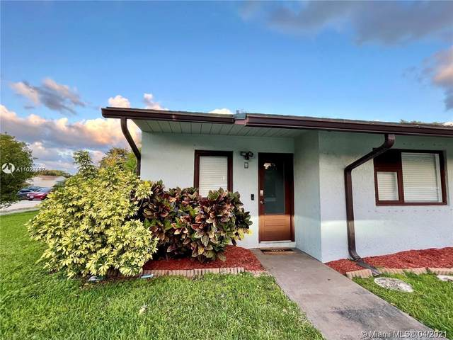 2638 Taylor St A1, Hollywood, FL 33020 (MLS #A11029467) :: The Howland Group