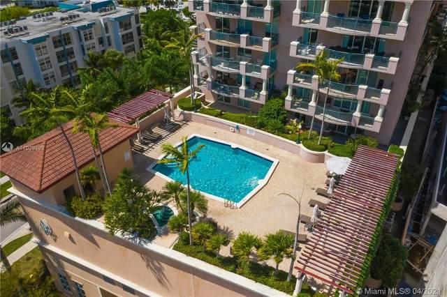 17555 Atlantic Blvd #503, Sunny Isles Beach, FL 33160 (MLS #A11029499) :: The Howland Group