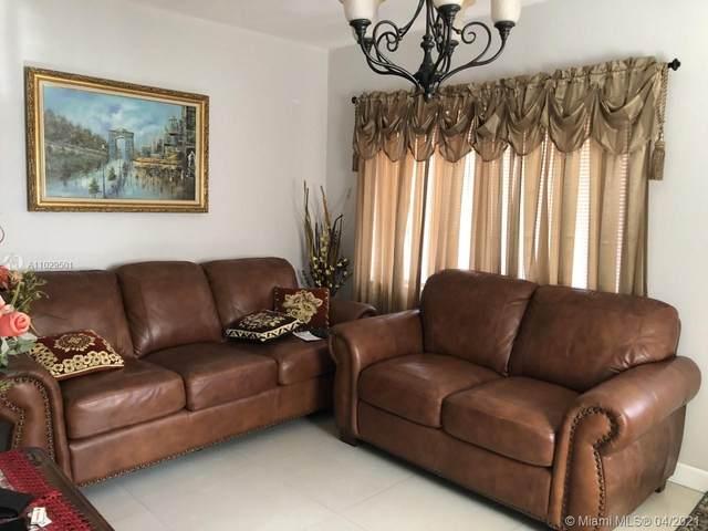 6823 SW 25th St, Miami, FL 33155 (MLS #A11029501) :: Prestige Realty Group