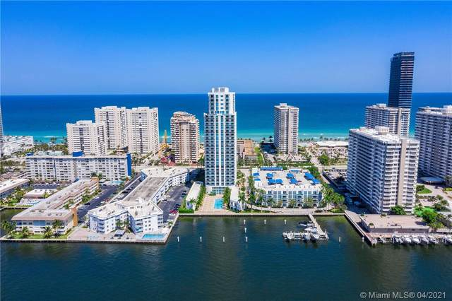1945 S Ocean Dr #2402, Hallandale Beach, FL 33009 (MLS #A11029525) :: The Riley Smith Group