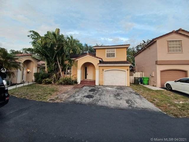 1250 NW 126th Ave, Sunrise, FL 33323 (MLS #A11029553) :: The Pearl Realty Group