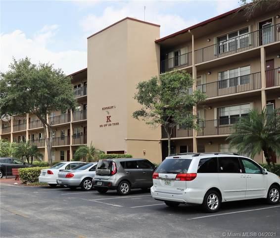 801 SW 133rd Ter 318K, Pembroke Pines, FL 33027 (MLS #A11029579) :: Compass FL LLC