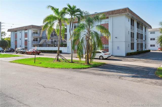 714 NE 10th St #203, Hallandale Beach, FL 33009 (MLS #A11029583) :: Castelli Real Estate Services
