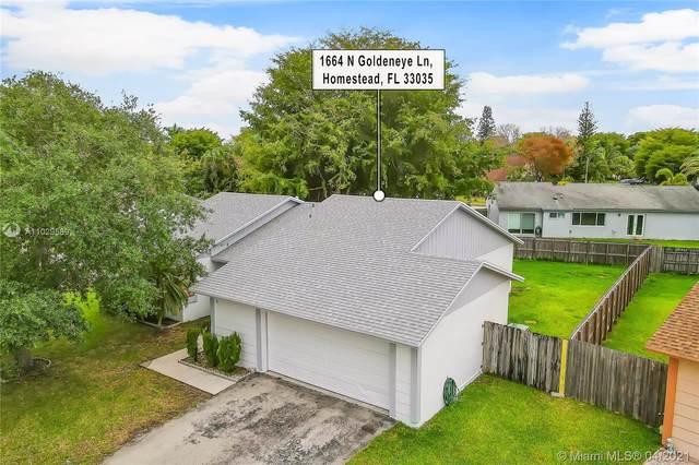 1661 N Goldeneye Ln, Homestead, FL 33035 (MLS #A11029589) :: The Riley Smith Group