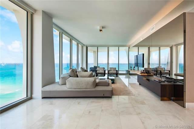 16901 Collins Ave #2605, Sunny Isles Beach, FL 33160 (MLS #A11029592) :: Dalton Wade Real Estate Group