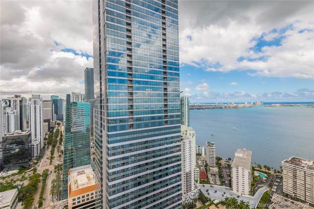 1451 Brickell Ave #4401, Miami, FL 33131 (MLS #A11029647) :: Re/Max PowerPro Realty