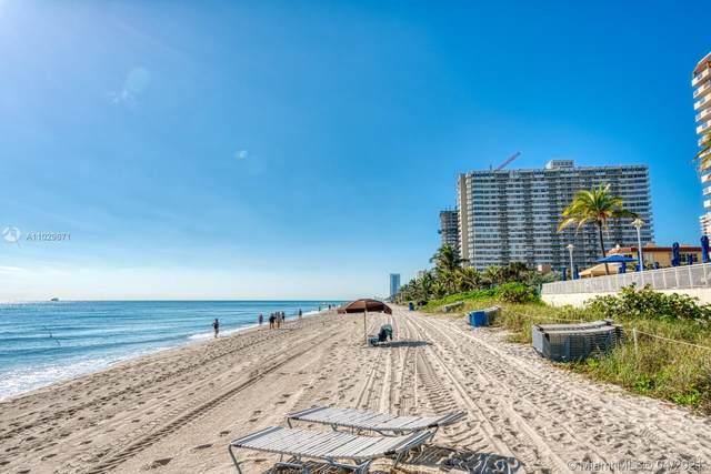 1985 S Ocean Dr 18E, Hallandale Beach, FL 33009 (MLS #A11029671) :: ONE | Sotheby's International Realty