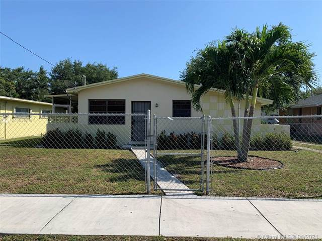 1788 NW 93rd Terrace, Miami, FL 33147 (MLS #A11029716) :: Berkshire Hathaway HomeServices EWM Realty