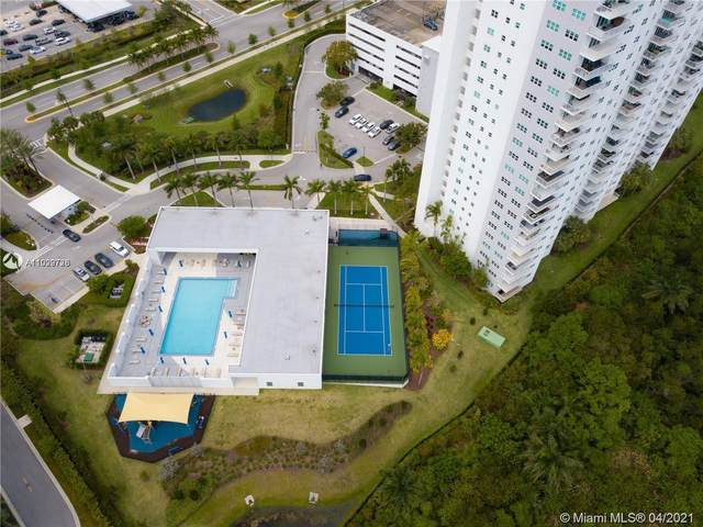 14951 Royal Oaks Ln #607, North Miami, FL 33181 (MLS #A11029728) :: The Howland Group