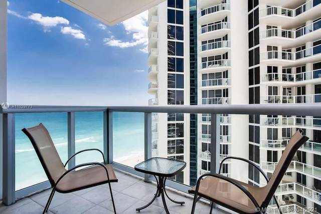 18683 Collins Ave #1105, Sunny Isles Beach, FL 33160 (MLS #A11029773) :: United Realty Group