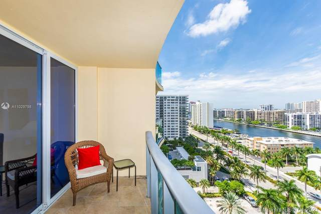 2501 S Ocean Dr #1431, Hollywood, FL 33019 (MLS #A11029798) :: THE BANNON GROUP at RE/MAX CONSULTANTS REALTY I