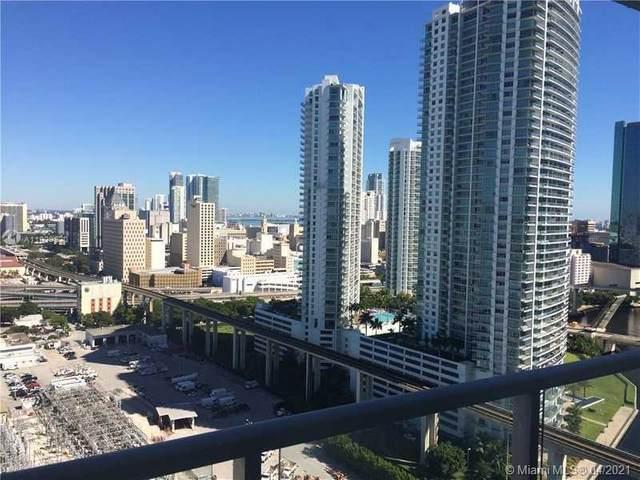 185 SW 7th St #2107, Miami, FL 33130 (MLS #A11029820) :: Castelli Real Estate Services