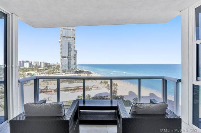 18201 Collins Ave #1504, Sunny Isles Beach, FL 33160 (MLS #A11029861) :: United Realty Group