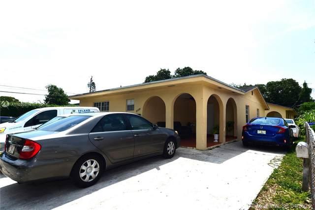 5130 NW 2 Ter, Miami, FL 33126 (MLS #A11029874) :: Team Citron