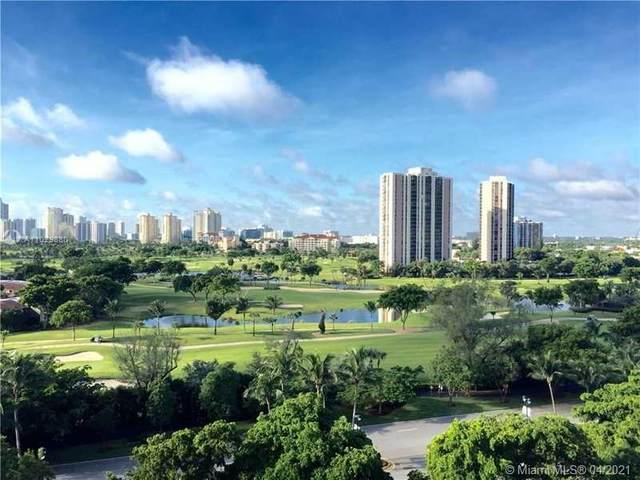3375 N Country Club Dr #809, Aventura, FL 33180 (MLS #A11029880) :: Carlos + Ellen