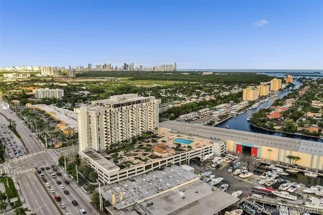13499 Biscayne Blvd #601, North Miami, FL 33181 (MLS #A11029885) :: Compass FL LLC