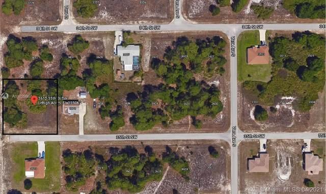 3612 SW 35TH ST, Lehigh Acres, FL 33976 (MLS #A11029887) :: Prestige Realty Group