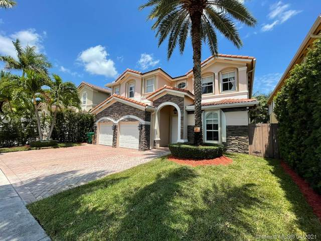 11521 NW 82nd Ter, Doral, FL 33178 (MLS #A11029893) :: The Riley Smith Group