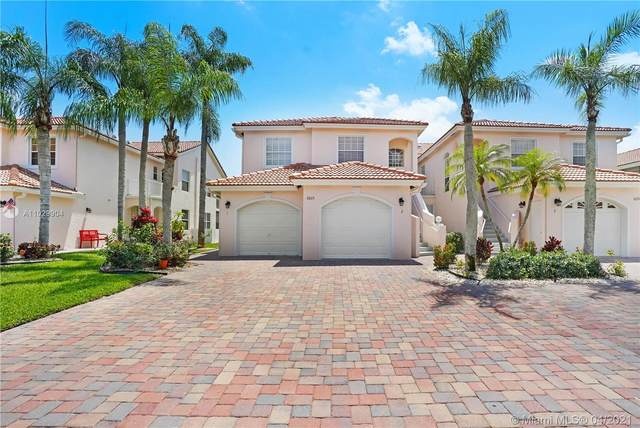 8664 Via Reale 66U, Boca Raton, FL 33496 (MLS #A11029904) :: The Rose Harris Group