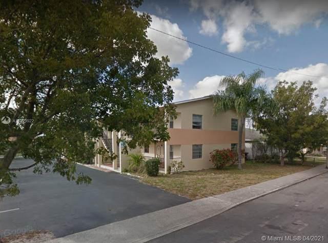 319 S B St #5, Lake Worth, FL 33460 (MLS #A11029922) :: Compass FL LLC