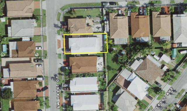 16891 SW 141st Ct, Miami, FL 33177 (MLS #A11029936) :: The Riley Smith Group