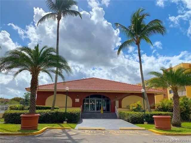 7000 NW 186th St 4-217, Hialeah, FL 33015 (MLS #A11029959) :: Compass FL LLC