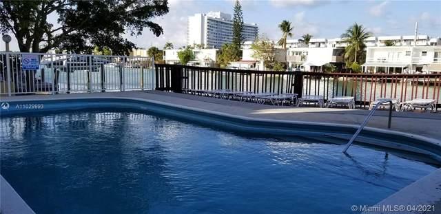 7133 Bay Dr #403, Miami Beach, FL 33141 (MLS #A11029993) :: Compass FL LLC