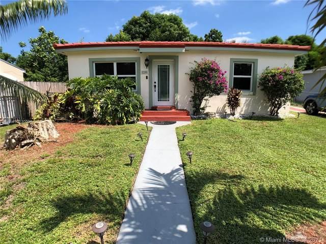 12205 NE 11th Ct, North Miami, FL 33161 (MLS #A11030008) :: Green Realty Properties