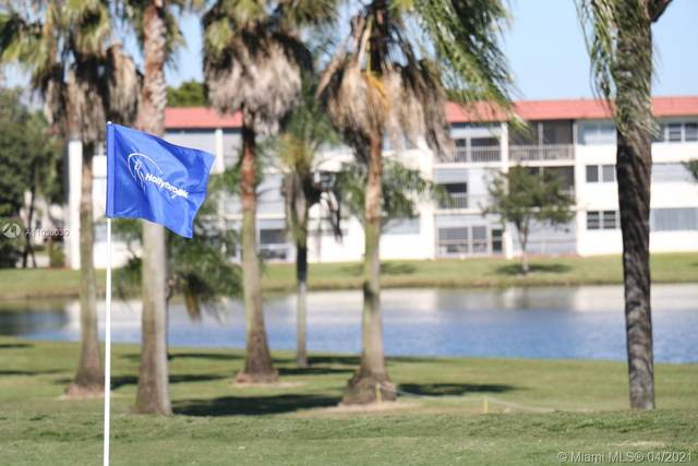 8900 Washington Blvd #216, Pembroke Pines, FL 33025 (MLS #A11030030) :: Dalton Wade Real Estate Group