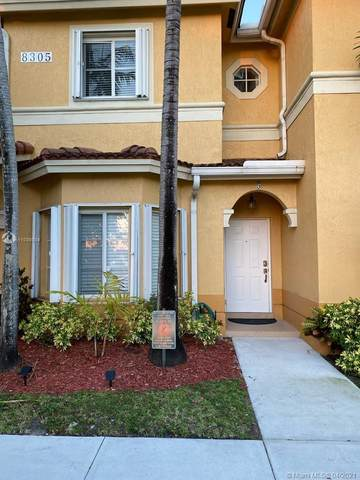 8305 NW 108th Ave 5-18, Doral, FL 33178 (MLS #A11030034) :: Berkshire Hathaway HomeServices EWM Realty