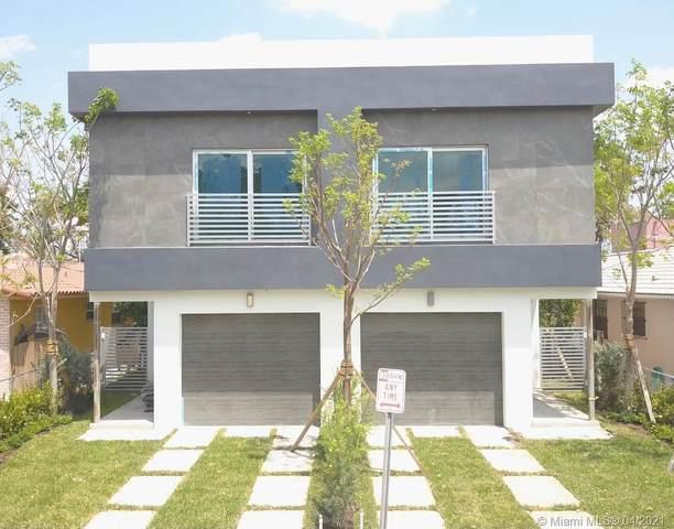 3461 SW 25th St A, Miami, FL 33133 (#A11030043) :: Posh Properties
