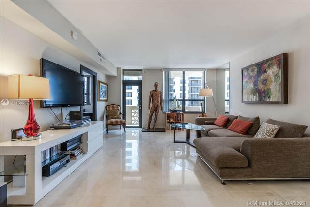 10185 Collins Ave #1011, Bal Harbour, FL 33154 (MLS #A11030073) :: The Howland Group